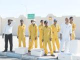Waterboys, Dukhan, Qatar, 2014