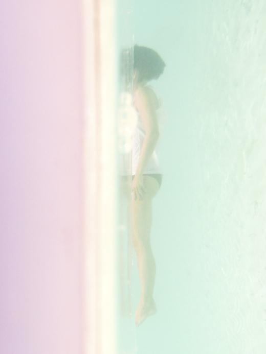"""Eva Krembel, """"Stehend ohne Fisch"""""""