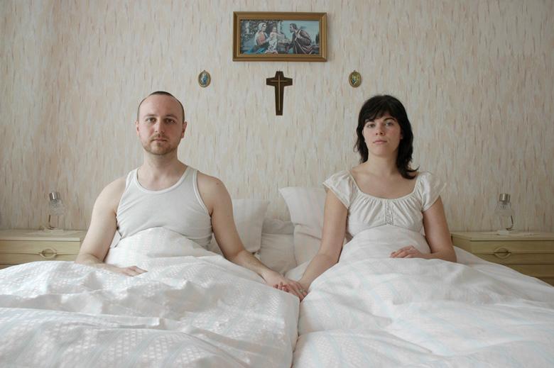 Nadine Preiß & Damian Zimmermann, «Trautes Heim», 2006